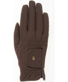 ROECKL Roeck-Grip winter handschoenen Mokka