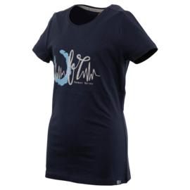 BR 4-EH Olsen T-shirt kinderen Navy Blazer