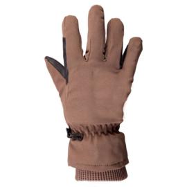 PREMIERE Winter handschoenen Camel