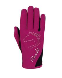 ROECKL Tryon handschoenen Berry