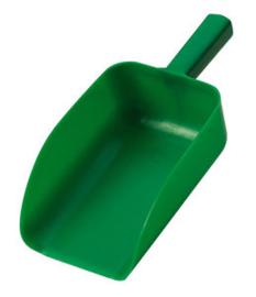 Graan- / voerscherp plastic