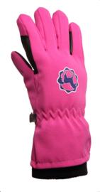 BR 4-EH junior winter handschoenen Fuchsia