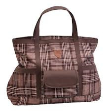 HORKA Grooming bag Deluxe Brown #