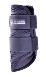 BR - Beenbeschermer Pro Mesh Multisport Zwart
