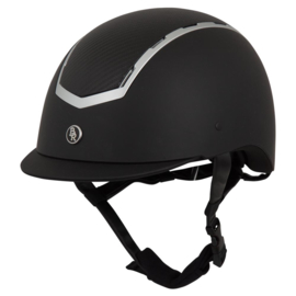 BR Rijhelm Sigma Carbon Zwart