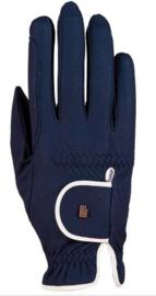 ROECKL Lona handschoenen Blauw/Wit