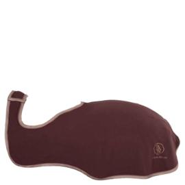 BR - Uitrijdeken Event Dark Chocolate