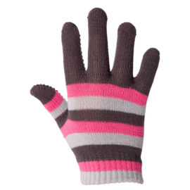 PREMIERE Magic Gloves handschoenen Grey/Pink