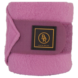 BR - Fleece bandages Event Magenta