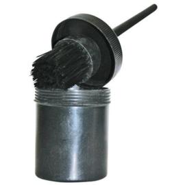 HKM - Hoefkwast met schroefdop en beker