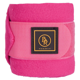 BR - Fleece bandages Event Orchid Black