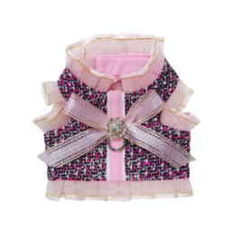 POOCH OUTFITTERS Kirsten top harness Pink