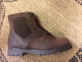 SOUBIRAC Oslo boots / wollen voering Bruin
