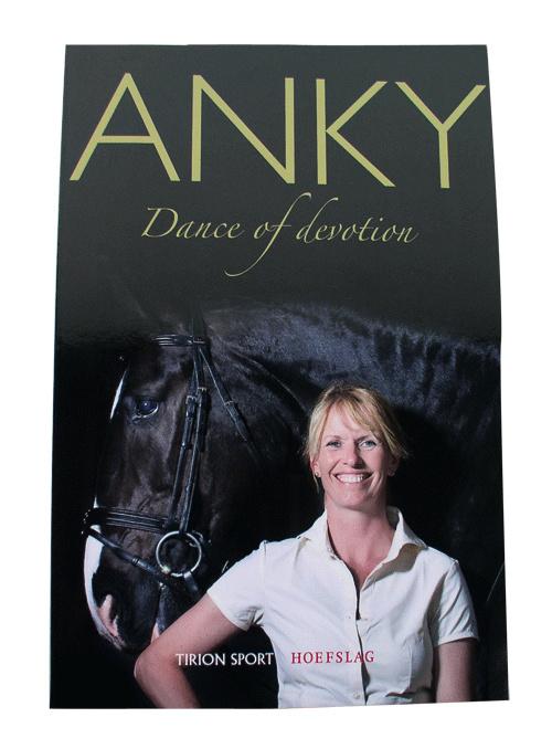 Boek Anky: Dance of devotion