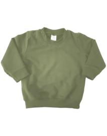 Sweater Leger Groen