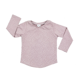 Shirt || Sprinkles Old Rose | Handmade