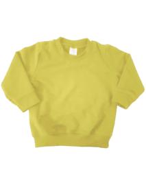 Sweater Oker Geel