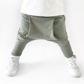 BAGGY PANTS - OLD GREEN