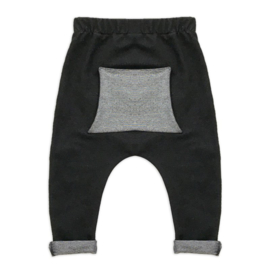 BAGGY PANTS - BLACK JEANS
