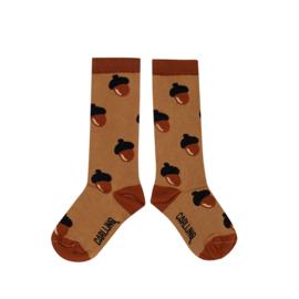 Carlijn Q - Knee Socks Acorn
