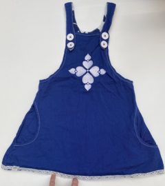 Alba - Mary Spencer Solidate Blue 110
