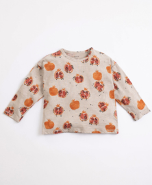Play Up - T-Shirt with Pomegranates Print Simplicity
