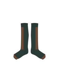 Lily Balou - Jordan Knee Socks Evergreen