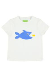 Lily Balou - Louis T-Shirt Optical White
