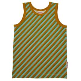 Baba Kidswear - Tanktop Diagonal Blue