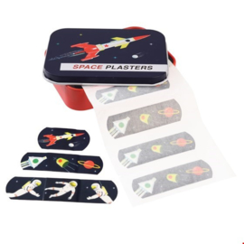 Rex London - Space Age Plasters in a Tin Box (Pack of 30)