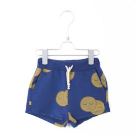 Lötiekids - Shorts Moons Indigo Blue