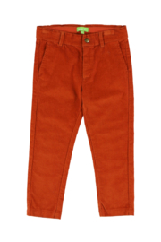 Lily Balou - Noah Trousers Potters Clay