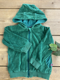 Froy&Dind - Green Velours 74/80