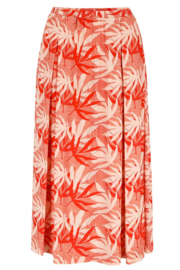 Lily Balou Ladies - Chiara Skirt Palm Leaves