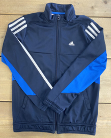 Adidas  - Navy Zipper 140