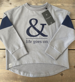 Atracktion - Life Goes On Sweater