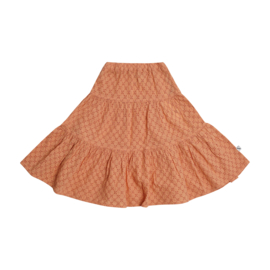 Carlijn Q - Flared Skirt Broderie