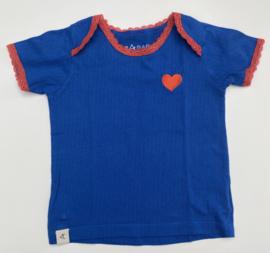 Alba - Vera Shirt Snorkel Blue 92