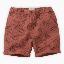 Sproet & Sprout - Shorts Print Croissant