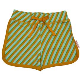 Baba Kidswear - Short Diagonal Blue