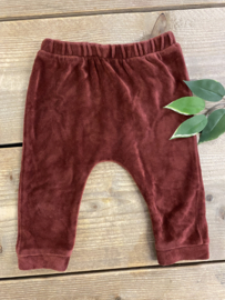 Lily Balou - Tommy Trousers Brick 68/74