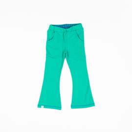 Alba of Denmark - Katrin Trumpet Pants Pepper Green