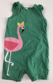 H&M - Flamingo Summersuit 80