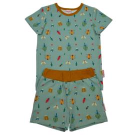 Baba Kidswear - Pyjama Short Happy Beetles