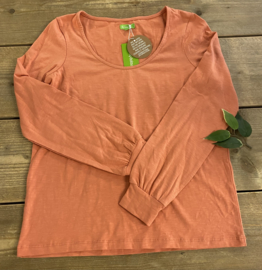 Lily Balou Ladies - Isolde Top Tawny Pink S