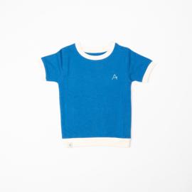 Alba Of Denmark - Vesta T-Shirt Snorkel Blue