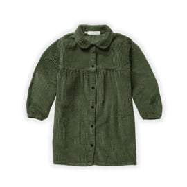 Sproet&Sprout - Dress Corduroy Moss
