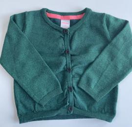 Hema - Emerald Green Glitter 86/92