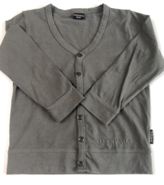 Lucky N7 - Army green Cardigan 98/104