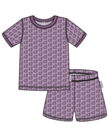 Maxomorra - Pyjama Set Longsleeve Squirrel
